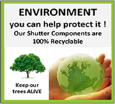 Recycle - shutter, shutters, plantation, plantation shutters, shutters orlando, custom shutters, window treatments, interior shutters, wood shutters, blinds, orlando