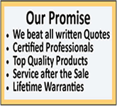 Our Promise - shutter, shutters, plantation, plantation shutters, shutters orlando, custom shutters, window treatments, interior shutters, wood shutters, blinds, orlando